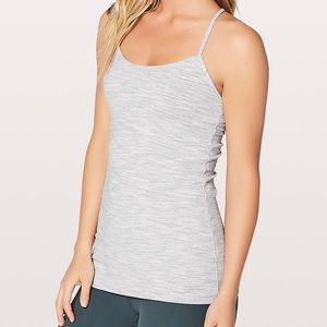 lululemon athletica Tops - NWOT Lululemon Power Pose Tank in sold-out Red